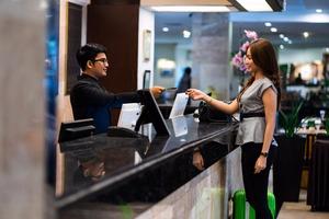 Garuda Plaza Hotel Medan - Reception