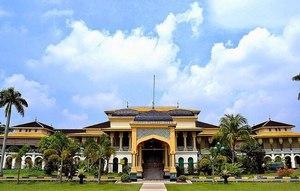 Garuda Plaza Hotel Medan - Istana Maimun