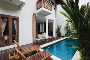Delu Villas and Suite Bali - Villa 3 Kamar Tidur dengan Kolam renang pribadi