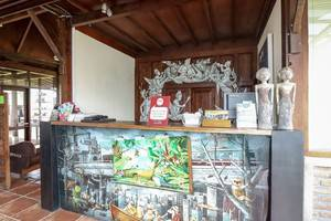NIDA Rooms Gito Gati Tugu Jogja - Resepsionis