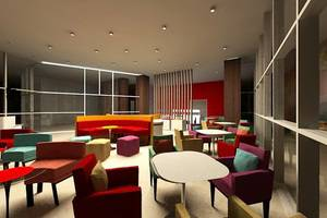 Front One Hotel Purwodadi Grobogan - Interior