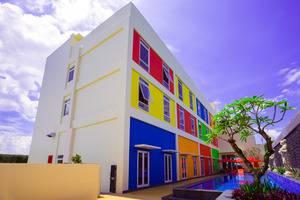 Front One Hotel Purwodadi Grobogan - bangunan