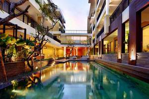 100 Sunset 2 Hotel Bali - 100 sunset 2 hotel