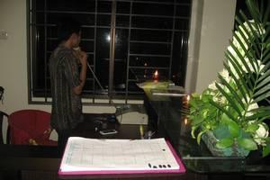 Bantal Guling Alun Alun Bandung - Resepsionis