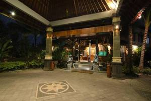 Kuta Puri Bungalow and Spa Bali - Resepsionis