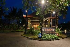 Kuta Puri Bungalow and Spa Bali - Tampilan Luar Hotel