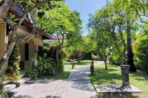 Kuta Puri Bungalow and Spa Bali - Kebun