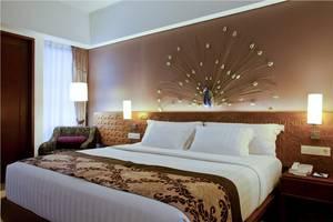 Sun Island Hotel Kuta - Kamar Tidur