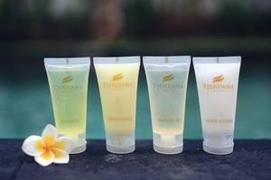 Dampati Villas Bali - Perlengkapan mandi