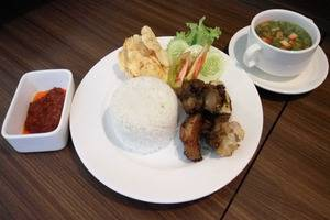 Odua Bekasi Hotel Bekasi - Sup Buntut Goreng