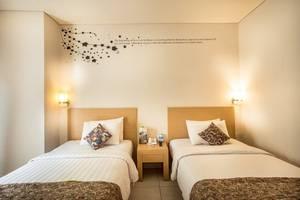 The Tusita Hotel Bali - Kamar Deluxe twin 1