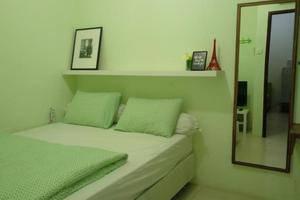 Apartemen Mediterania Garden Residence 2 Jakarta - Kamar