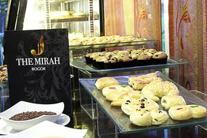 The Mirah Hotel Bogor - Breakfast Buffet Bread & Pastry