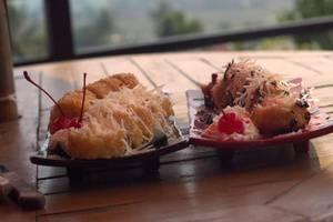 Resort Alamanda Garut - Makanan dan minuman