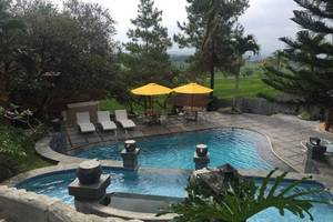 Resort Alamanda Garut - Swimming Pool