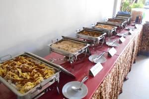 Surya Kencana Seaside Hotel Pangandaran - Makan Pagi