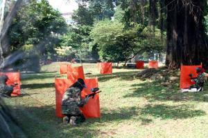 Hotel Braja Mustika Bogor - Paintball