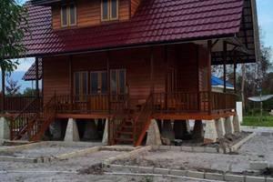 Pelangi Lake Resort Belitung - Eksterior