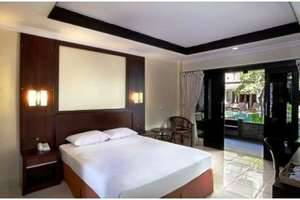 Champlung Mas Bali - Deluxe Pemandangan Kolam