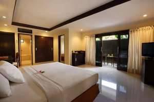 Champlung Mas Bali - Kamar Deluxe Pool Terrace
