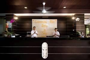 Champlung Mas Bali - Lobby