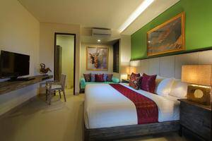 Royal Samaja Villa Bali - Guest Room