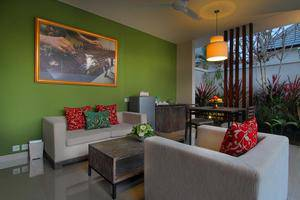 Royal Samaja Villa Bali - Interior