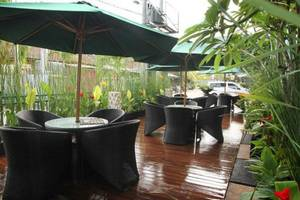 Shunda Hotel Bali - Coffee Shop