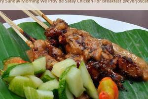 Ivory By Ayola Hotel Bandung - Food