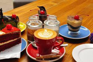 Ivory By Ayola Hotel Bandung - Coffe Shop