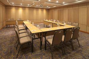 Ivory By Ayola Hotel Bandung - Meeting Room