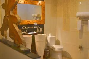 Villa Adhyatma Bali - Kamar mandi