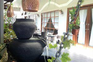The Garden Suites Hotel Solo - garden