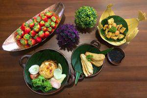 The Garden Suites Hotel Solo - Food