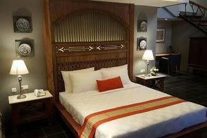 Warisan Heritage Resort & Resto Solo - Kamar tamu