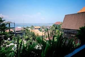 Ellies Hotel Bali - Pemandangan