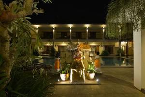 Uma Sri Hotel Bali - Masuk