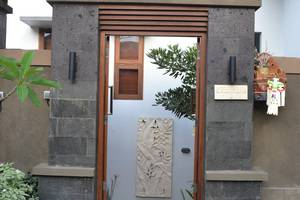 Lea Villa  Bali - Tampak luar