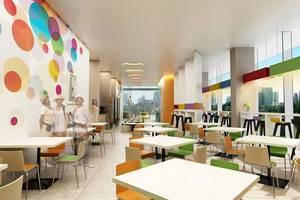 POP Hotel Gubeng - Restoran