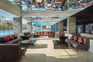 The Sintesa Jimbaran Bali - Sunken Lounge