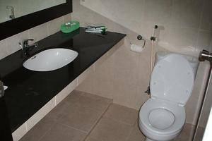 Wisata Hotel Palembang - Kamar mandi