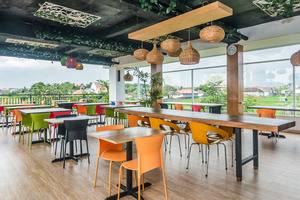 ZenRooms Denpasar Jalan Salak - Restoran