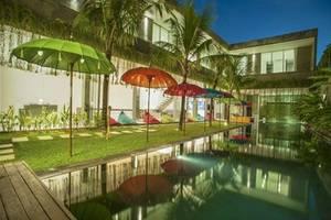 Simpatico Villas Bali - Kolam Renang