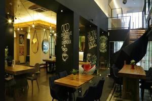 Fits Harapan Kita Jakarta - Restoran