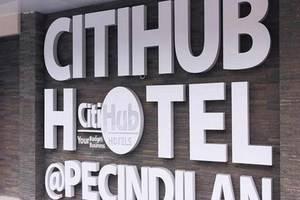 Citihub Hotel  Surabaya - Eksterior