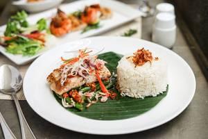 Permata Kuta Hotel Bali - Baliness Food