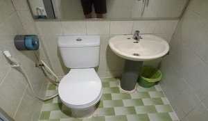 Hotel Super 888 Karimun - Bathroom