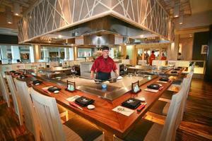 Grand Nikko Bali - Restaurant