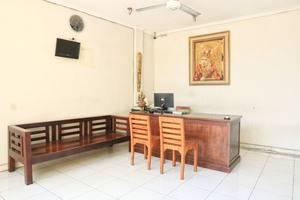 RedDoorz @Patimura 3 Bali - Resepsionis