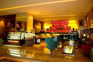 Grand Swiss-Belhotel Medan - Lobby Lounge